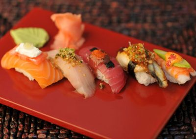 3. Sushi